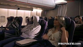 Private.com Fucking on a plane 10 min