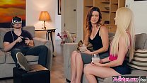 Mom Knows Best - (Elsa Jean, Karlie Montana) - The Real Deal - Twistys