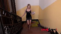 Leggy stunner Chessie Kay dominated and cuffed for intense BDSM fuck GP141 41 sec