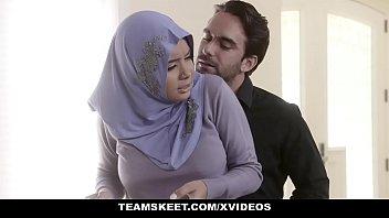 TeensLoveAnal - Analyzing Girl in Hijab (Aaliyah Hadid)