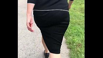 Big ass school counsellor