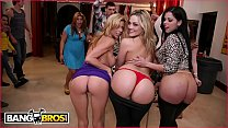 BANGBROS - College Sex Bang Bros Style! With Alexis Texas And Friends! 12 min