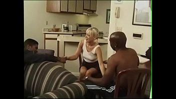 Mandingo Gangbang blondes 21 min