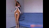 Teen Josie Strips To Britney Spears 7 min