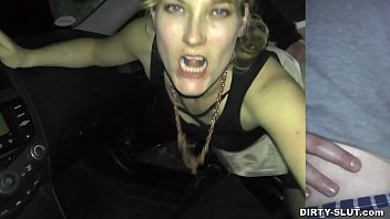 Nicole gangbanged by anonymous strangers at a rest area