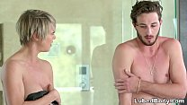 OMG, My Friend's Mom is a Nuru Masseuse - Dee Williams and Lucas Frost