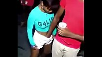 Girl groped at party