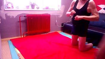 Fitness lady V 3 min