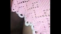 Cholita con enagua de lana es cogida por su marido 2 min