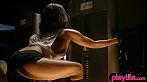 Fitness babes and muscle ladies have the best bodies 6 min