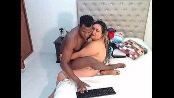 interracial young bww lovers - latino & chub - youngincam.com 2 min
