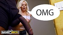 BANGBROS - y. Elsa Jean Stumbles Upon Isiah Maxwell's Big Black Cock And Falls In Love