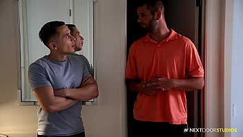 NextDoorStudios Straight Divorcee Raw Fucks Muscle Hunk Neighbor