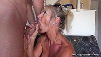 Mature 50 year old Hot Mom Anal --- Marina Beaulieu (European Babe)