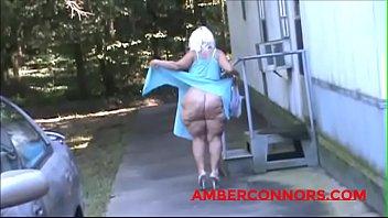 Amber Playing Outside 12 min