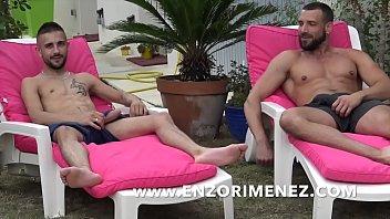Enzo RIMENEZ baisé bareback by PABLO HIERRI