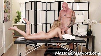 Cute Moka Mora got her slit pounded by big dicked masseur 6 min