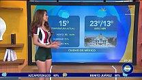 La chica del clima - Yanet Garcia 2 min