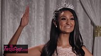 Mom Knows Best - (Eliza Ibarra, Reagan Foxx) - Teen Dream Pageant Queen - Twistys