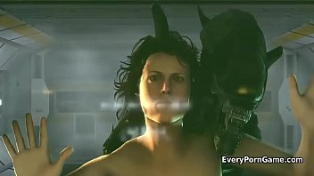 Alien Resurrection Porn Game