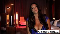 Girlfriend Experience with Alison Tyler in a Hotel