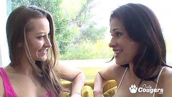 Dani Daniels Makes Sweet Lesbian Love To Vanessa Veracruz 23 min