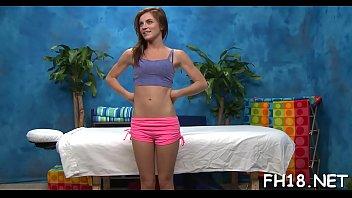 Naked brunette Emma s. gets banged in several ways