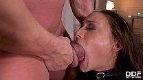 Spanks, fetish double dong penetration & c. makes Cassie Del Isla cum