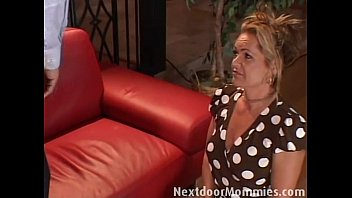 Cock hungry m. fucked on the couch