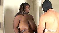 Cassidi Jai Has Her Huge All Natural Black Tits Fucked 24 min