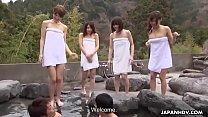 Japanese babes, Mizuki Hikaru, amd girlfriend uncensored