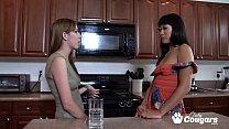 Kenna Kane Wraps Her Lips Around Yuki Mori's Asian Beaver 36 min