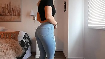 Jeans Try on Haul 91 sec