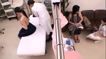 Japanese EP-1 Mother and Daughter Hospital Visit, Male Doctor Sexual a., Act - 1 of 2