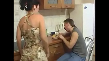 son fucks angry mother - MOTHERYES.COM 20 min