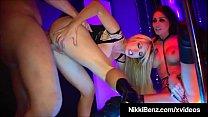 Canadian Hottie Nikki Benz & Jessica Jaymes Get Cock!