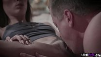 Eric Masterson goes down and eats Jaye Summers wet pussy!