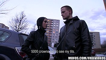 Freaky Czech couple is paid cash for a threesome 13 min