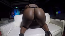 African Ebony Booty