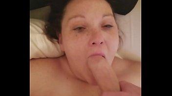 Blowjob and facial 6 min