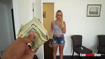 Stealing Brother's Money- PUNISHED STEPSISTER 8 min