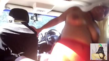 Mookiee Jordan BBC Pounds Tight Pussy In SUV At Park