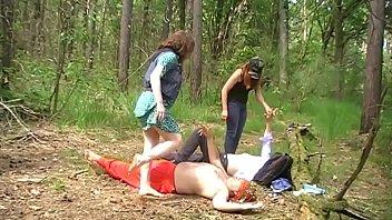 Two Women for Two Men (Stomach Demolition) 59 sec