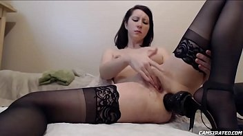 Anal Wilf Gaping Ass and Squirting 12 min