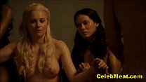 Nude Celebrity Milfs Lucy Lawless & Laura Surrich 11 min