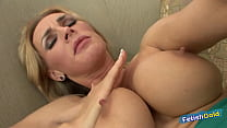 Mother masturbates and then goes fuck her son 41 min