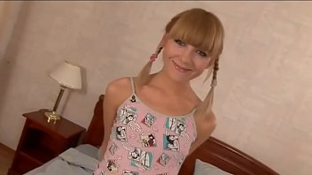 Redhead Irina 19 years brutally throatfucked