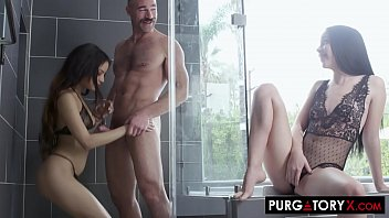 PURGATORYX Let Me Watch Vol 1 Part 2 with Bambi Black and Maya Bijou