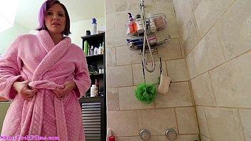 Son Guilt Trips Mom Into Sponge Bath