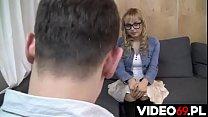 Polskie porno - Licealistka która chce zdawać do szkoły aktorskiej